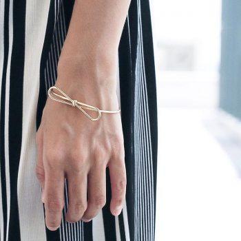 bracelet noeud femme