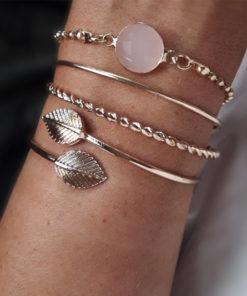 bracelet manchette fantaisie