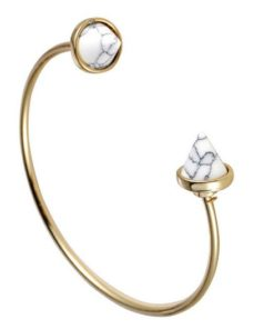 bracelet marbre femme