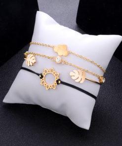 bracelets fantaisie tendance femme