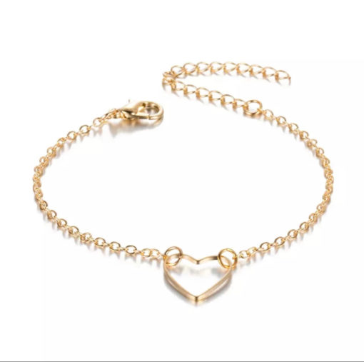 bracelet coeur pas cher