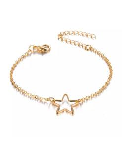 bracelet etoile cadeau
