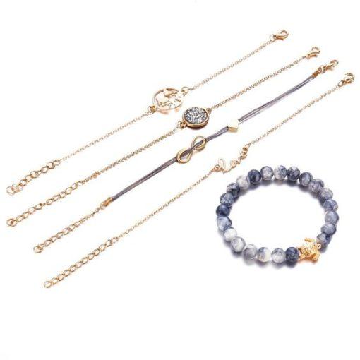Bracelets createur tendance ete