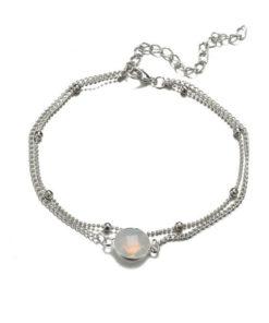 bracelet argente cadeau femme