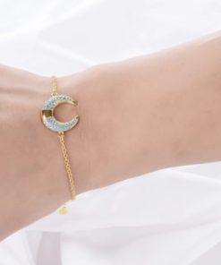 Bracelet fantaisie corne
