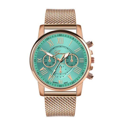 Montre chrono femme originale