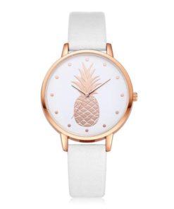 montre ananas cadeau femme