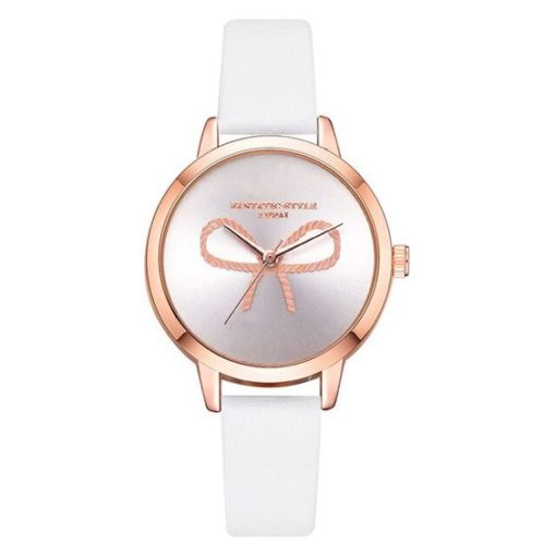 montre originale blanche