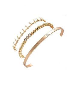 bracelets fantaisie tendance hiver 2019