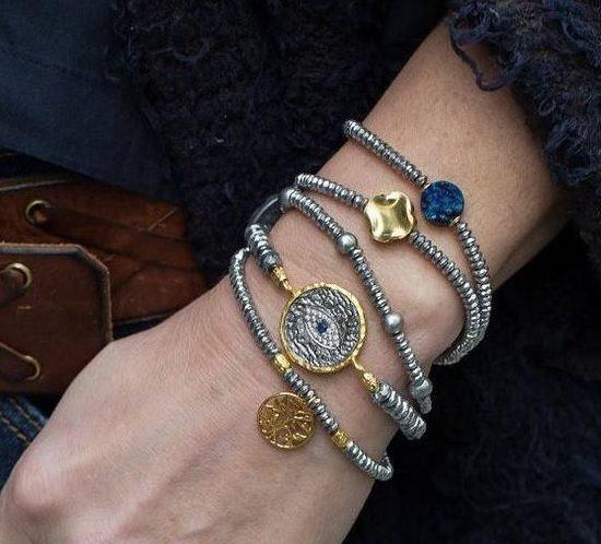 bijoux porte bonheur