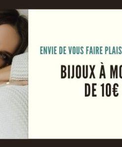 Bijoux a moins de 10 euros