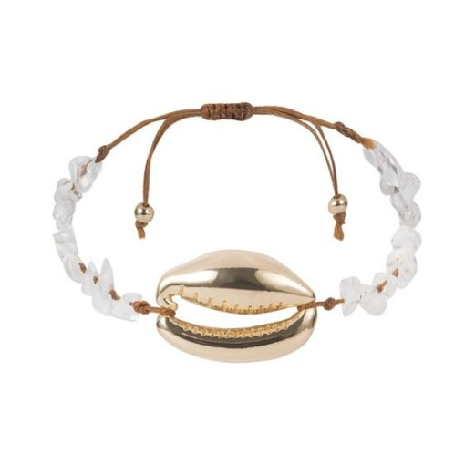 bracelet coquillage femme