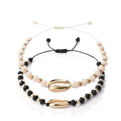 bracelet coquillage tendance 2021