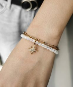 bracelet original avec etoile