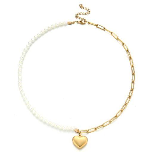 collier coeur cadeau original