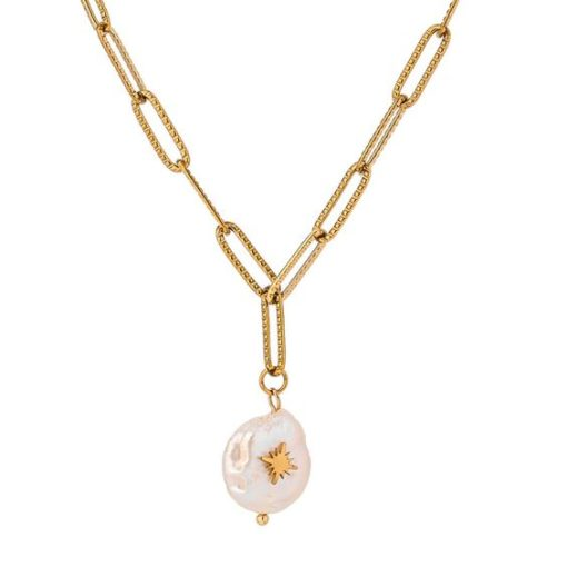Collier perle original